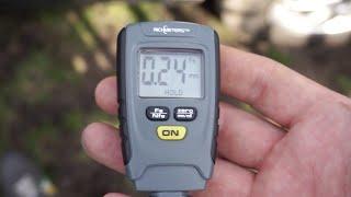 видео Прибор для измерения толщины лакокрасочного покрытия автомобиля