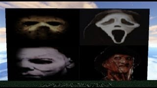 Roblox: Survive A Night With Jason, Freddy, Myers And Scream