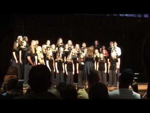 Rockvale Middle School Spring Choir Concert - Hallelujah