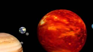 .:: SOLAR SYSTEM ASTEROID CRASH::. ANIMATION PROJECT