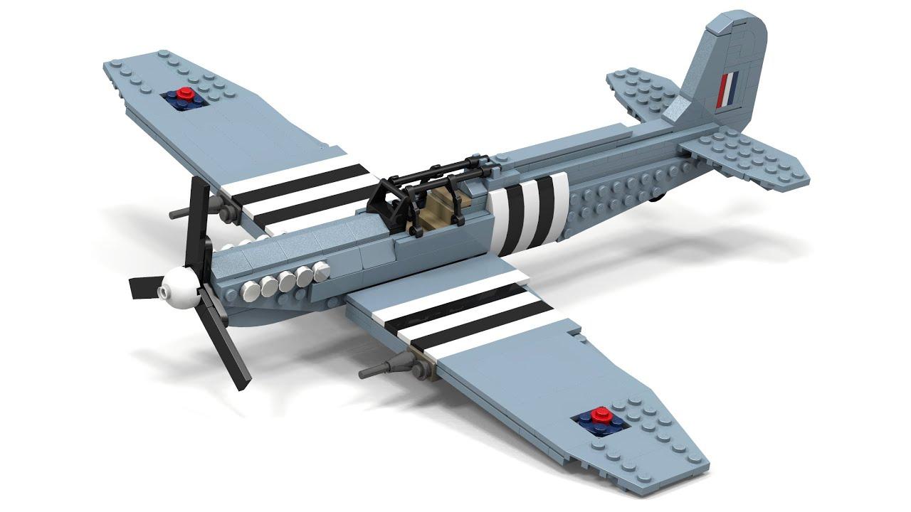 spitfire lego. spitfire lego