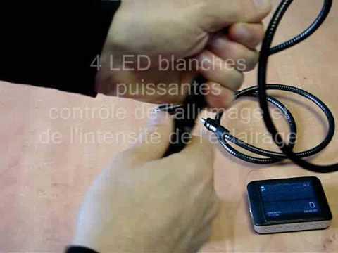 camera fibre optique prix camera endoscope prix endoscope. Black Bedroom Furniture Sets. Home Design Ideas