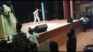 Abhi mujhe ma kahi Agneepath dance by Nik Sharma
