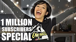 ✨1 MILLION SUBS | EPIC EMMY EATS✨ SALMIAKKI, Korean MRE, Whole Shebang Chips, Washing Machine Candy