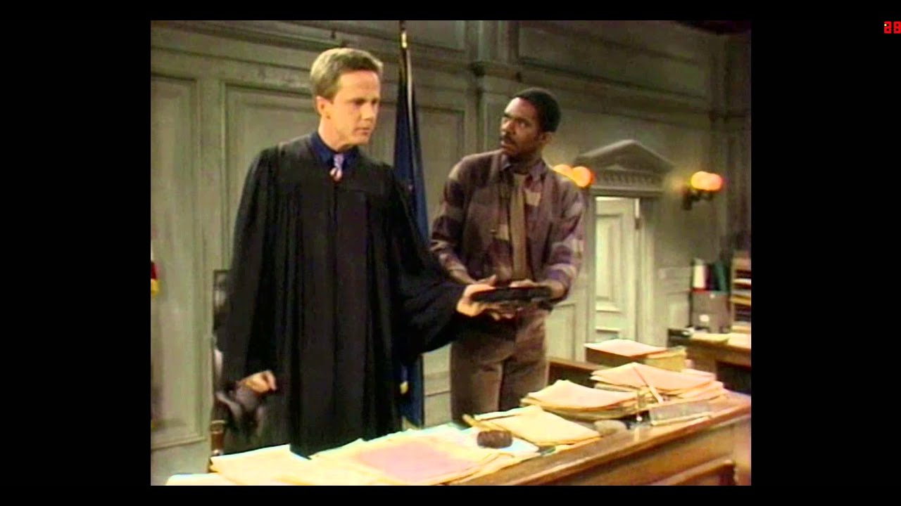 Night Court - Book Burning | American television sitcom that aired on NBC(1984 to1992)