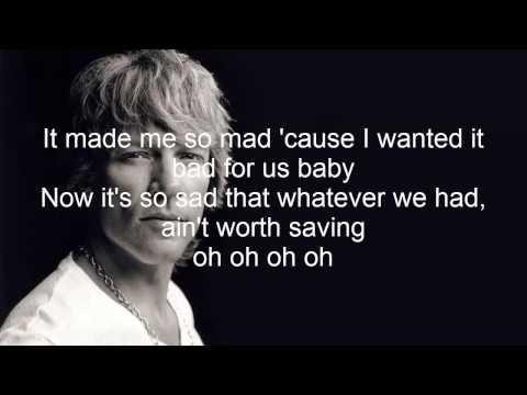 Bon Jovi - this ain't a love song / Como yo nadie te ha amado