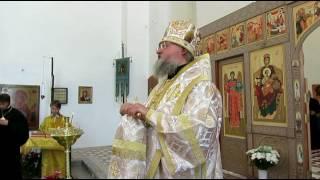 Рождество свт. Николая в Свято Никольском храме с  Березичи 11 августа 2016