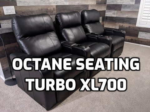Octane Seating Turbo XL700 Features & Review