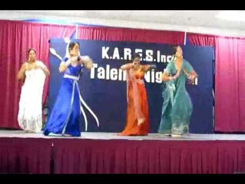 Gujarati Kalthala Kettiya KARES Inc Talent Night