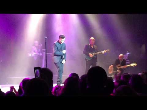 Rick Astley, House of Blues, Boston, February 18th, 2017