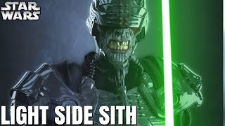 THE LIGHT SITH [FULL STORY] (UPDATED) - Star Wars Explained