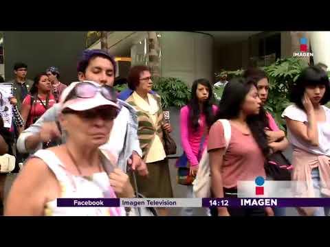 Qué pasó en realidad en la marcha por el feminicidio de Mara   Noticias con Yuriria Sierra