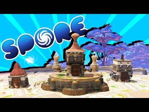 The BEST CIVILIZATION Ever! - Spore Gameplay
