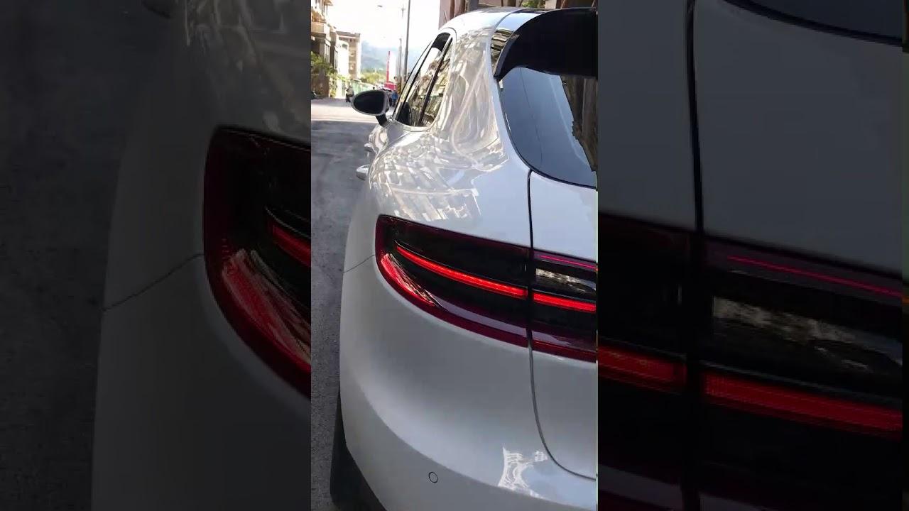 2016 小改款 Porsche Macan S{全景天窗}{四輪傳動}{340匹馬力}{跑車方向盤}{原廠保固中!!}{隨車附贈隔熱紙}{四條米 ...