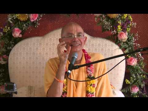 Шримад Бхагаватам 10.12.43 - Бхакти Вигьяна Госвами