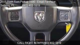 2015 RAM Ram Pickup 1500 2WD QUAD CAB 140.5 for sale in Sebr