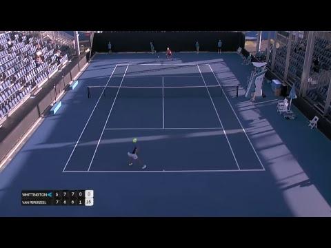 Australian Open 2018 Wildcard Play-off   Court 8   Day 1