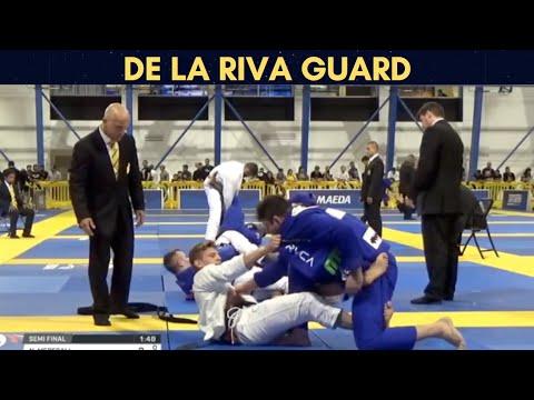 De La Riva Guard Basics: Sweeps and Attacks that World Champions Use