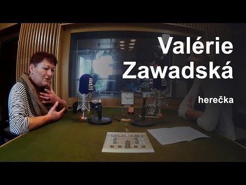 Valérie Zawadská: Dabovala jsem spoustu hereček, na Claudii Cardinal nezapomenu   S vámi v Praze