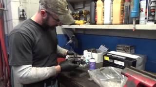 Replace Rear Disc Brake Pads And Rotors - Subaru Impreza