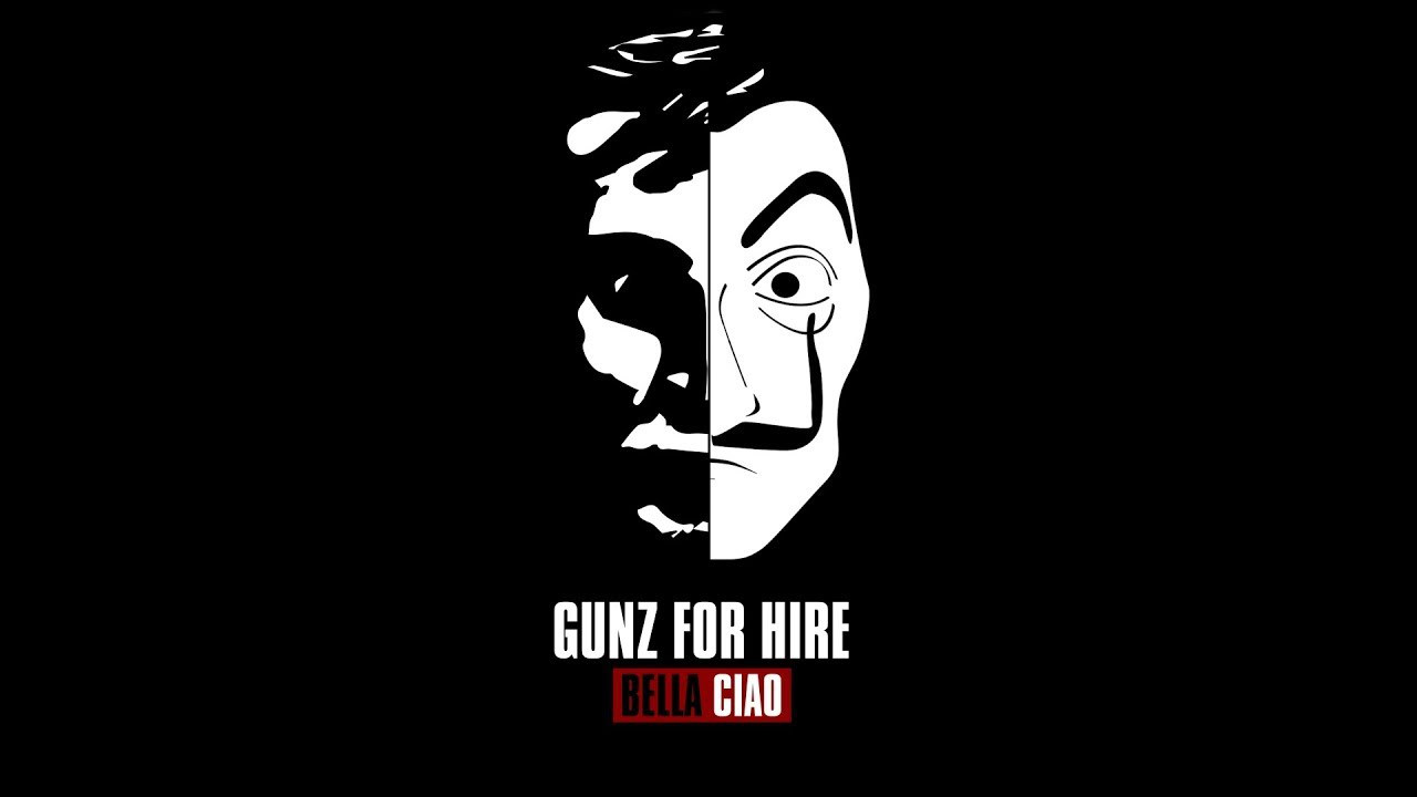 Gunz For Hire Bella Ciao Out Now