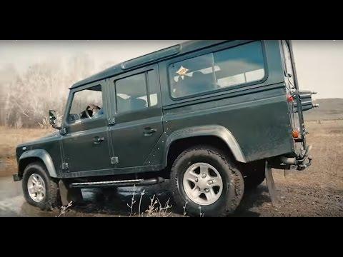 PitStop - Land Rover Defender (тест драйв)