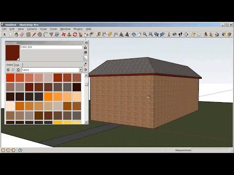 SketchUp Basics for K-12 Education - 7
