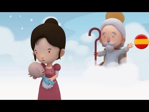 EL ANGEL DE LOS NIÑOS - Cuentos infantiles en español