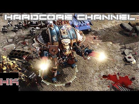 Warhammer 40,000: Dawn of War 3 - Multiplayer =10= Гиганты мысли