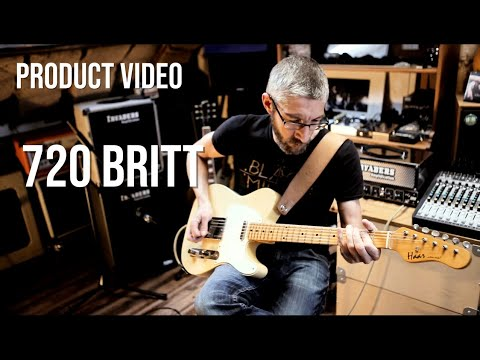 Invaders Amplification - Serie 7 - 720 Britt (Mark II) - Product Video