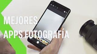 9 aplicaciones para llevar a OTRO NIVEL las FOTOS con tu smartphone