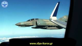 Hellenic Air Force/AEGEAN AIRLINES Mixed Formation-HAF Open Day 2015