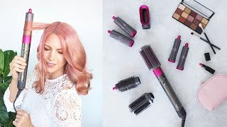 How to get soft waves - Dyson Airwrap review & tutorial
