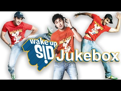 Wake Up Sid Full Audio Songs Jukebox | Ranbir Kapoor | Konkona Sen