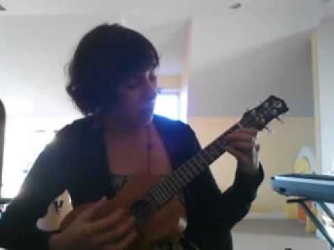 Angel Band (Stanley Brothers) Ukulele/Vocal Cover