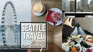 TRAVEL VLOG | Seattle