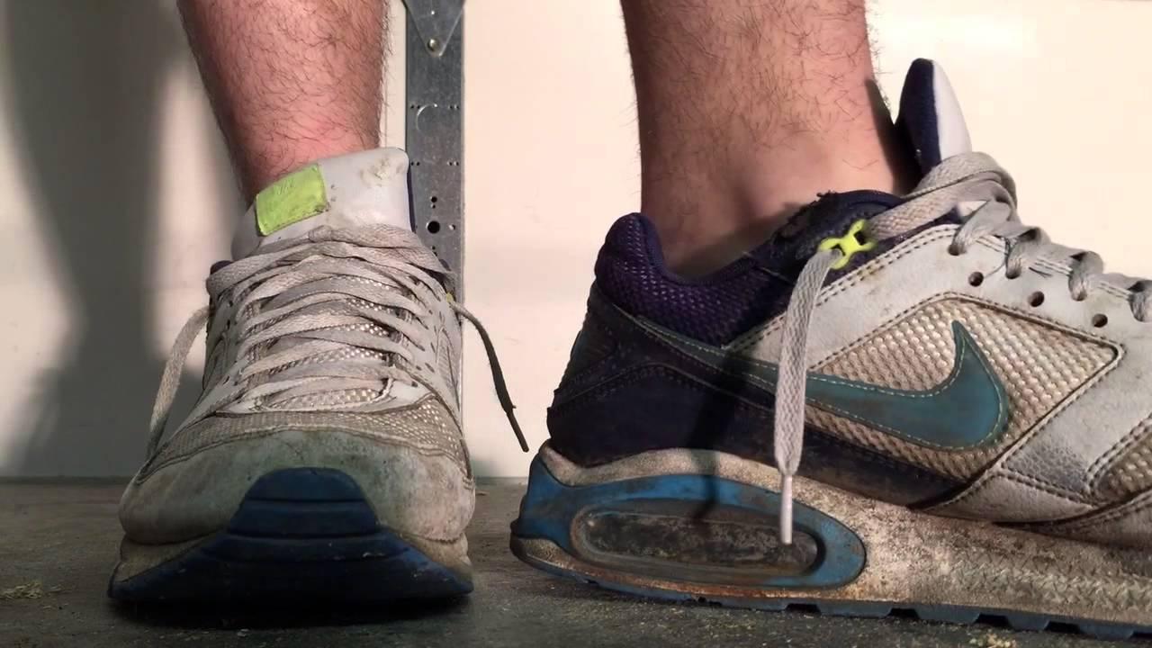Worn Nike Air Max