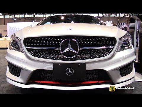 2017 Mercedes Benz Cla Cl 250 Sport Exterior Interior Walkaround Chicago Auto Show You