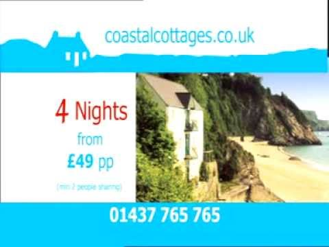 Coastal Cottages £99 Deal