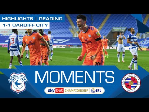 Reading Cardiff Goals And Highlights