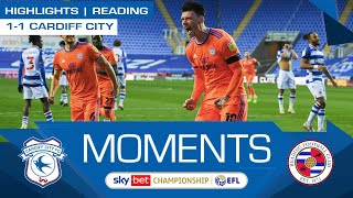 HIGHLIGHTS | READING vs CARDIFF CITY