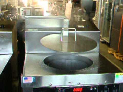 Giles Chester Fried chicken deep fryer Testing 2