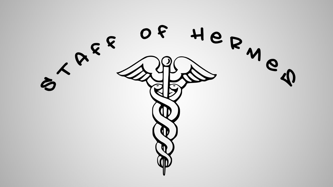 Do You Know What This Is Staff Of Hermes Youtube