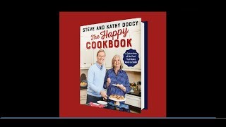 Hamburger Cookies  - recipe from THE HAPPY COOKBOK by Steve Doocy & Kathy Doocy