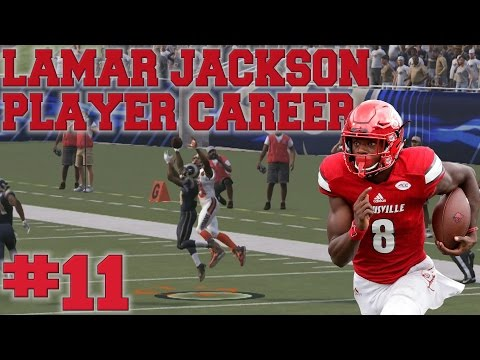 Defense Becomes A Turnover Machine. Is It Enough? | Lamar Jackson Player Career | Episode 11