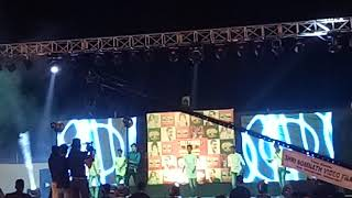 Manish Hoppar Live Dance Performance At Bollywood Night By Vikalp Mehta At Sojatcity /wdc Academy