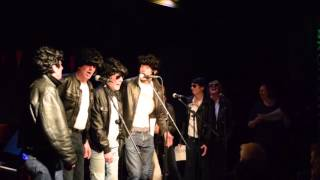 2016 BCS Party 15. The Greasers - Summer Nights
