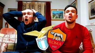 Pali, traverse e smadonne!! ● live reaction lazio-roma 0-0