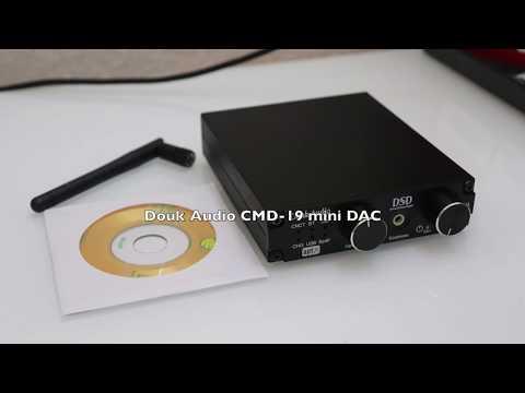 Chinese Usb DAC Douk Audio CMD-19 - A look Inside