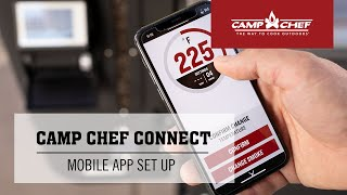 Camp Chef Connect App Setup | WIFI